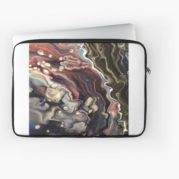 Twisted thoughts Laptop Sleeve
