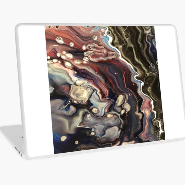 Twisted thoughts Laptop Skin