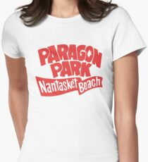 Paragon Park Women's Fitted T-Shirt