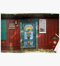 MVP90 Eschenhaus, Prerow, Germany. Poster
