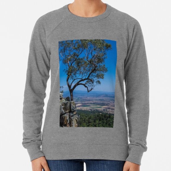 Precarious tree Lightweight Sweatshirt