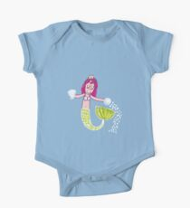 mermaid Kids Clothes
