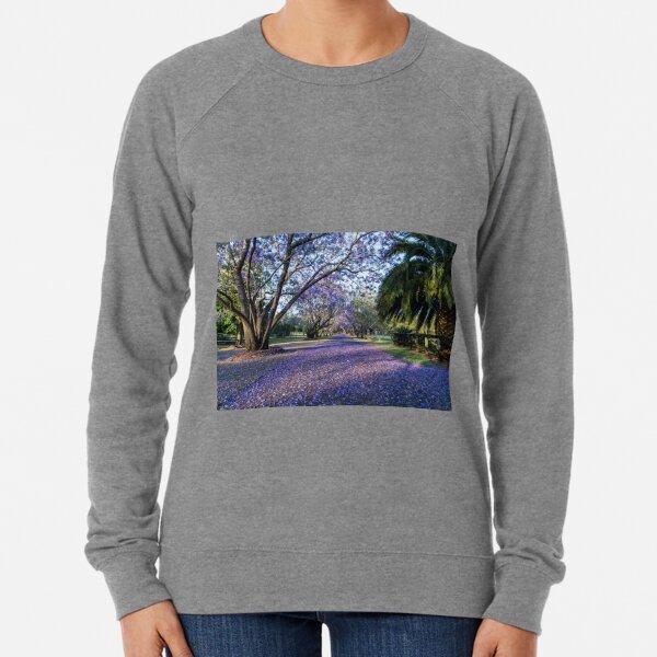 The purple carpet Lightweight Sweatshirt