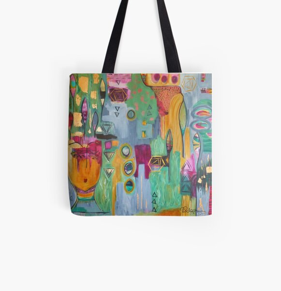 A life Less Ordinary All Over Print Tote Bag