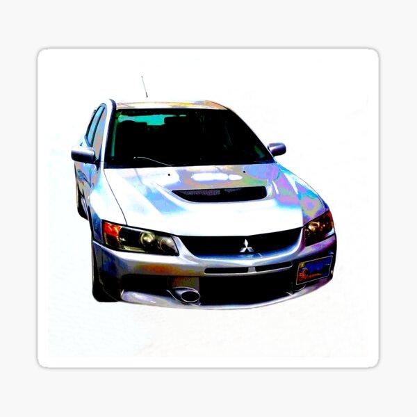 2006 Mitsubishi Lancer Evolution 9 Sticker