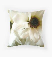 Deux Fleurs ^ Throw Pillow
