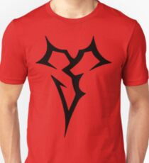 Zanarkand Abes_black Unisex T-Shirt