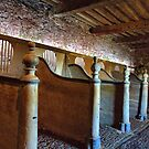 The Stables ~ Dunster Castle (National Trust) by Clive