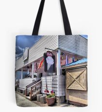 BJ's Ice cream Shop Tote Bag