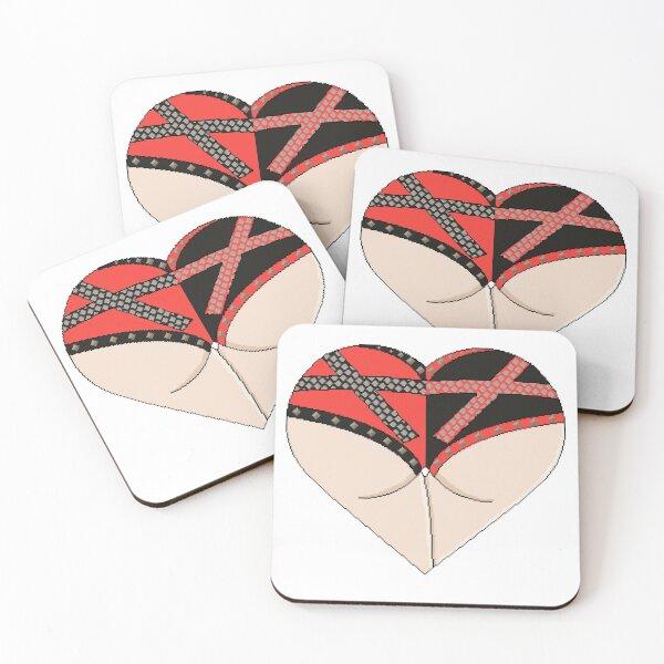 Toni Time Coasters (Set of 4)