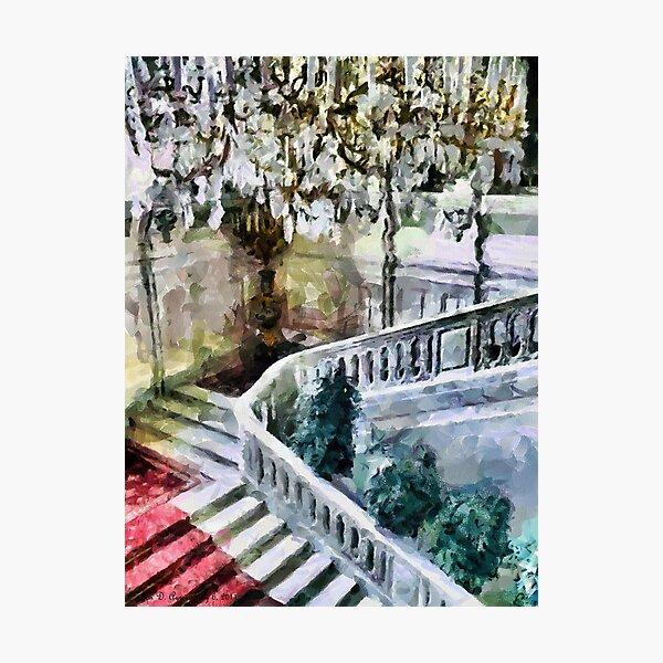 Grand Stairway of Yusupov Palace Photographic Print