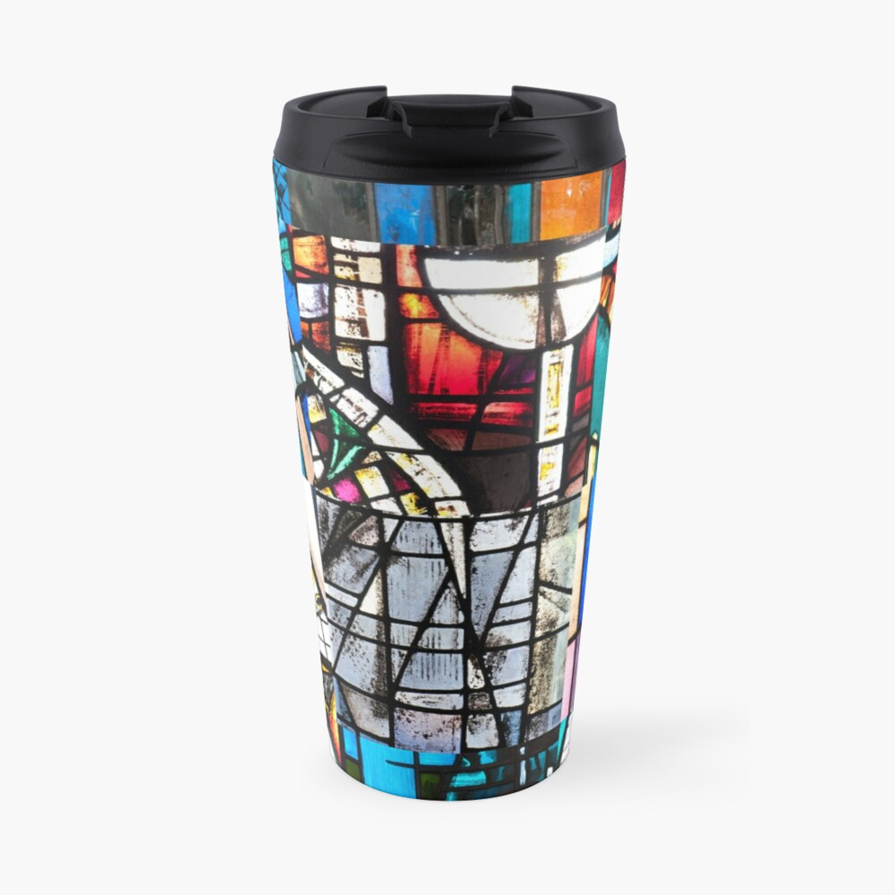 Coventry Cathedral Macro Images Travel Mug