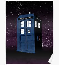 The Tardis' Secret Poster