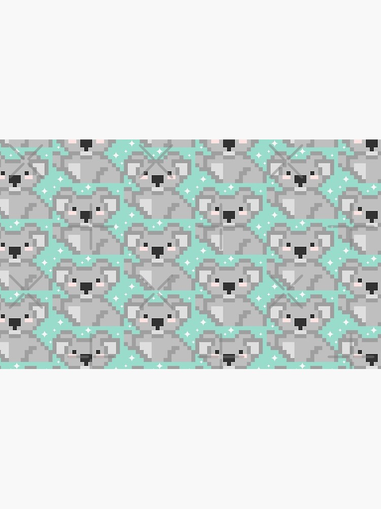 Koala pixel kawaii de RolmiArt