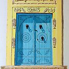 The Tunisian Door by Antonio  Luppino