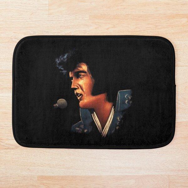 Velvet Elvis Bath Mat