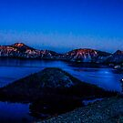 Crater Lake #109 by Richard Bozarth