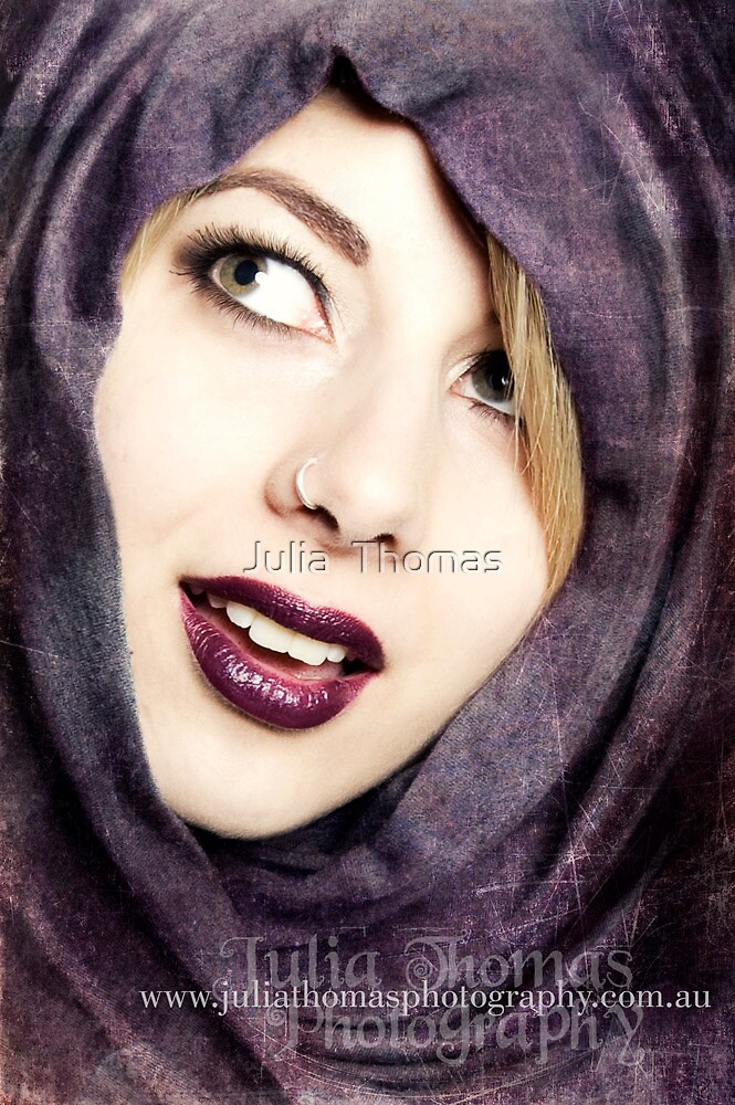 Jaih and the Scarf by Julia  Thomas