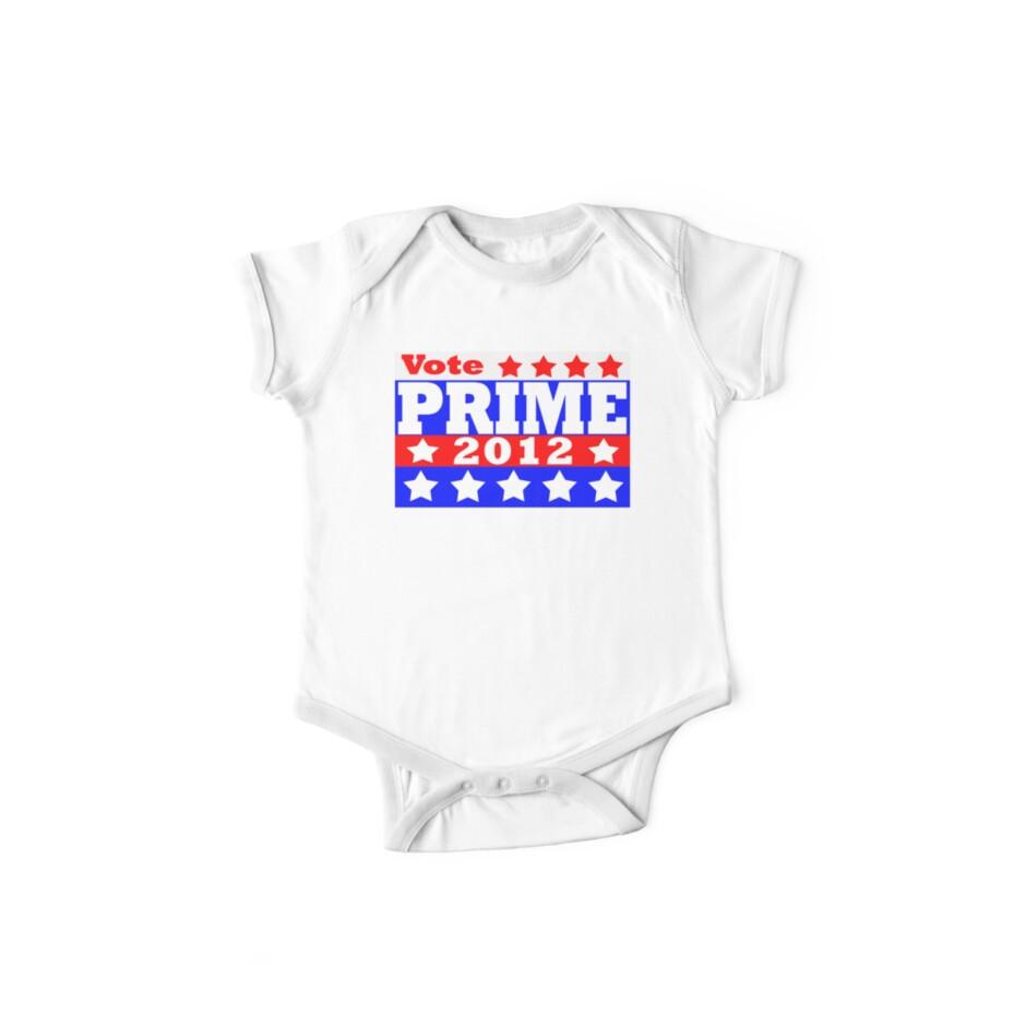 Vote Prime 2012 by BionicBatman