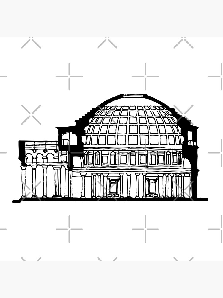 Pantheon Rome  by JHMimaging