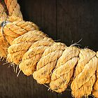 Ship's Rope by Maria  Gonzalez
