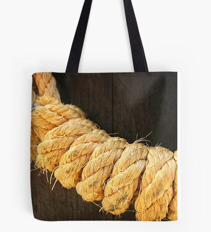 Ship's Rope Tote Bag