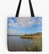 Lake Sepping Tote Bag