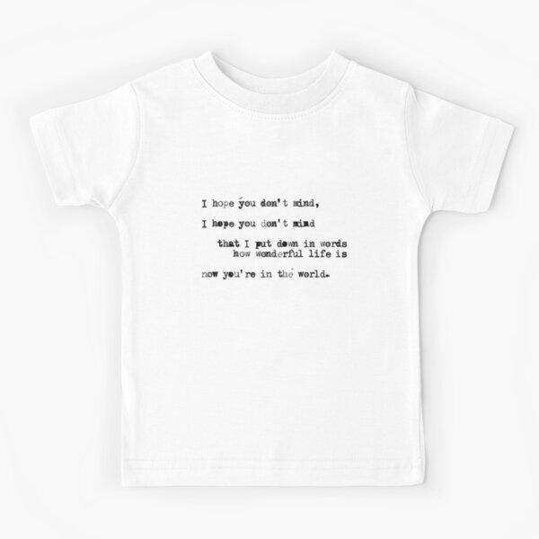 Personalised flower girl t shirt filles t-shirt tshirt mariage vêtements idée cadeau
