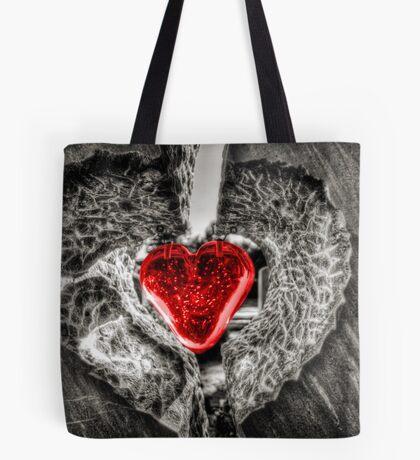 Heart of Rememberance Tote Bag