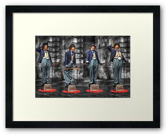 The Greatest Showman by Don Alexander Lumsden (Echo7)