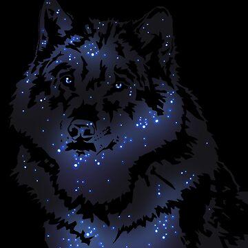 Star Wolf by JacobBlackmon