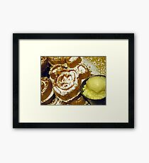 Mouse Treats Framed Print