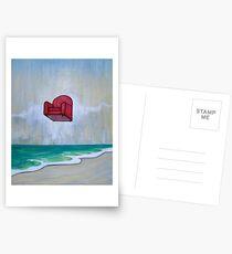 Transcendence Postcards