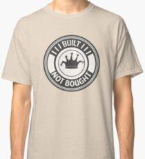 Jdm built not bought badge Classic T-Shirt