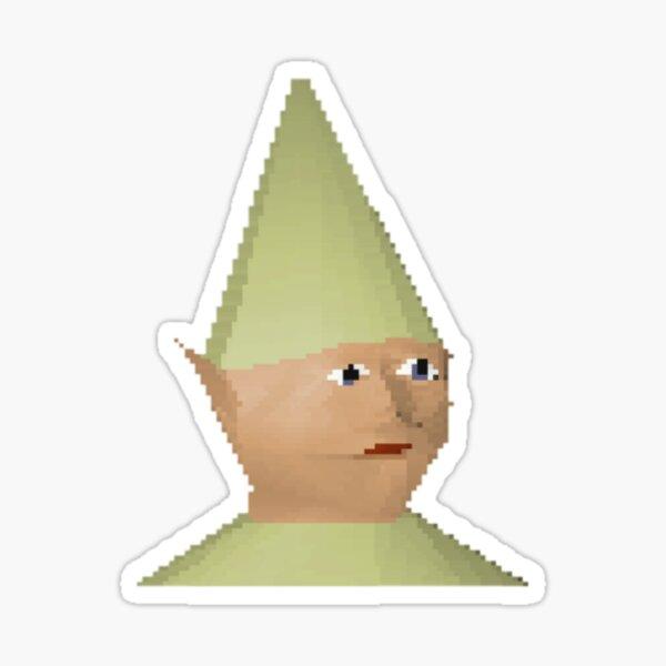 GNOME CHILD Sticker