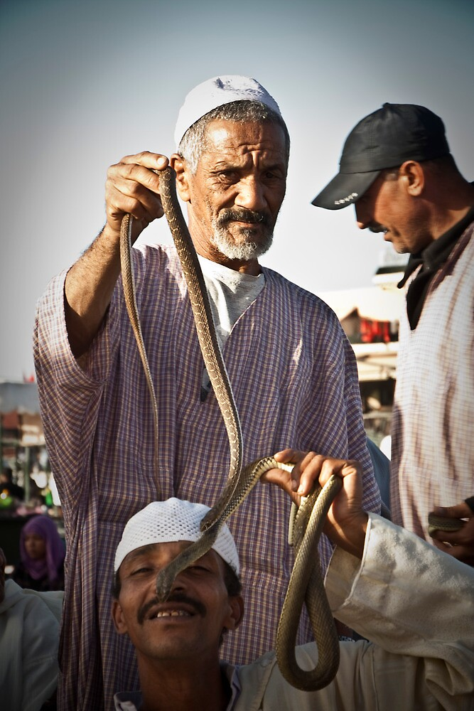 Snake Charmer 3 by DuanesMind