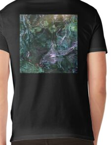 Whirligig on the waters of fall Mens V-Neck T-Shirt