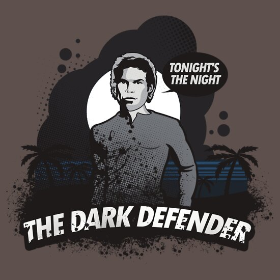 TShirtGifter presents: Dexter Morgan