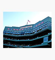 Fenway Park Photographic Print