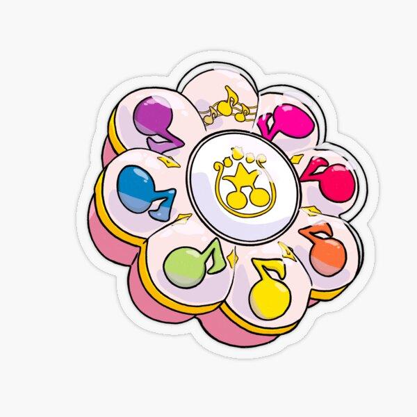 magical doremi tap  Sticker transparent