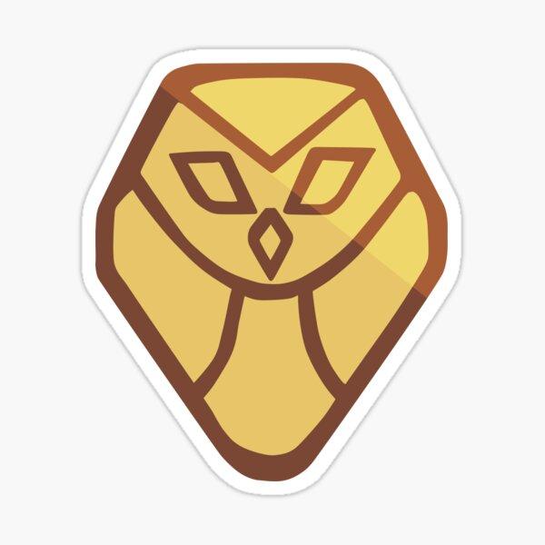 The Owl House - Logo Pegatina
