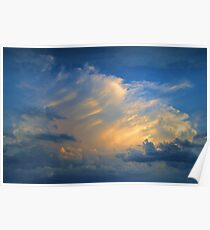 Beautiful Clouds ! Poster