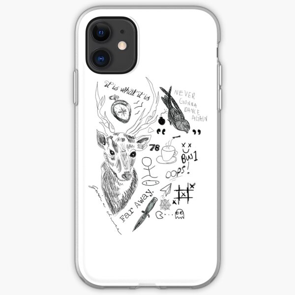 Louis Tomlinson Smiley Face Tattoo: Louis Tomlinson Phone Cases
