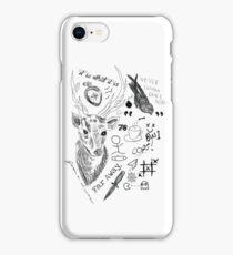 louis tomlinson tattoo set #1 iPhone Case/Skin