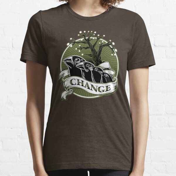Darwin's Finches Essential T-Shirt