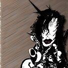 Disturbed Sinner of Mine... by C. Rodriguez