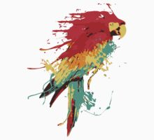 Splash The Parrot.. | Unisex T-Shirt