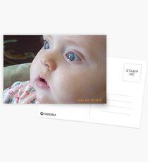Thinking  Postcards
