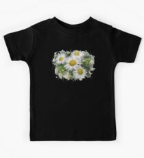 Daisy Watercolor Kids Clothes