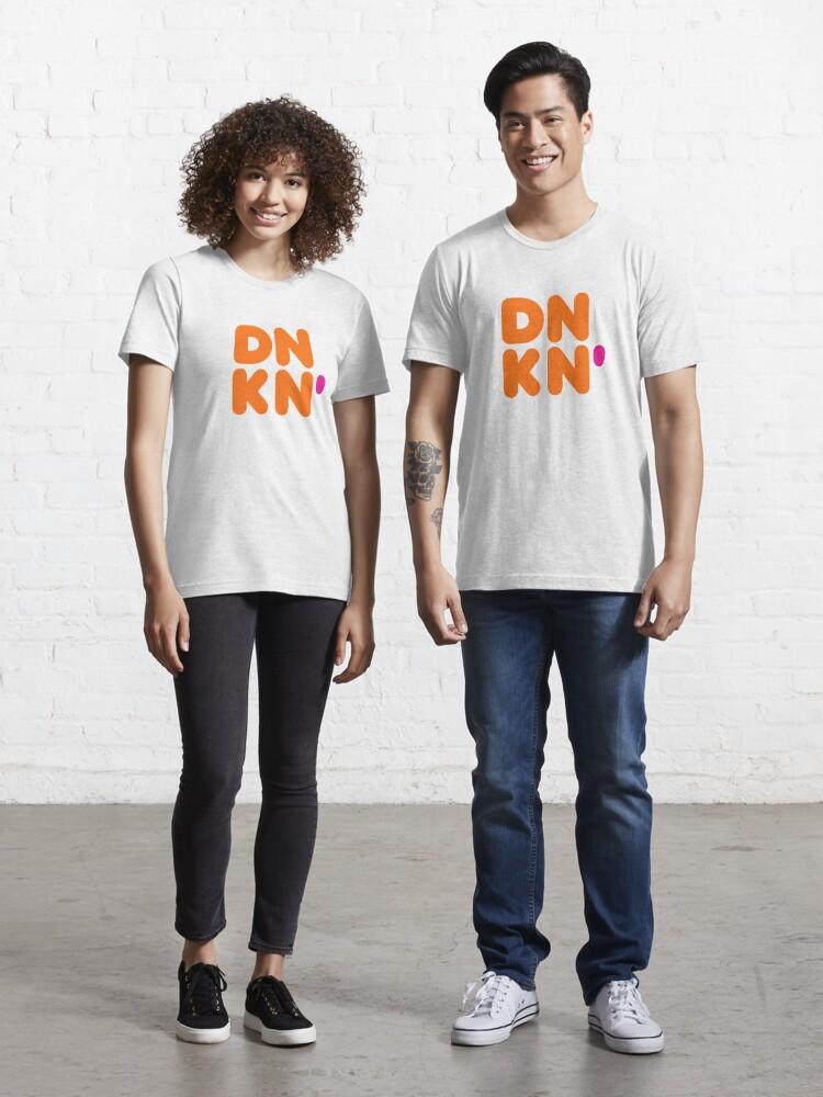 dunkin donuts new logo merchandise Best Seller Dunkin Donuts New Logo Merchandise T-shirt dunkin donuts new logo gift